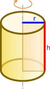 Ilustracja walca
