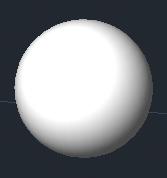 ZwCad - sfera