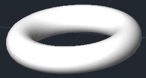 ZwCad - torus